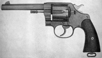 Colt's Double-Action Revolver Caliber 45 1909