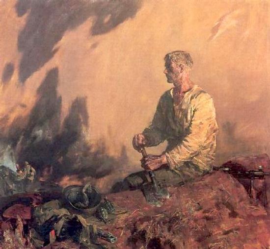 E.Fetisov. Silence
