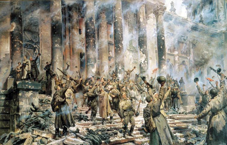P. Krivonogov. Victory