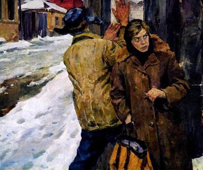 V. Puzirkov. Kiev, 1942