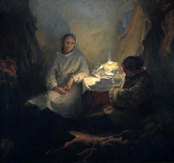 B. Nemenskiy. Masha