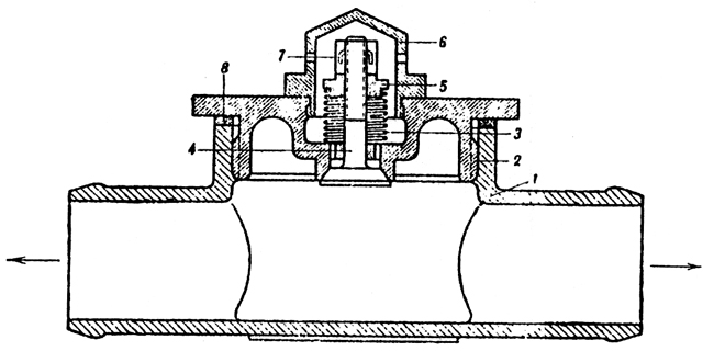 Plate 21 - Filler T-piece with air valve