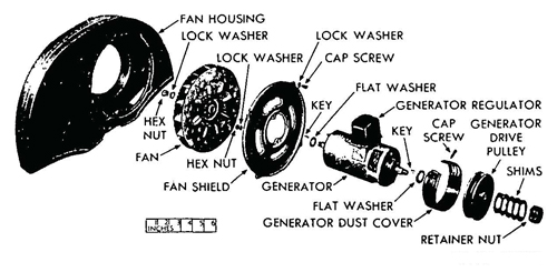 vw generator diagram