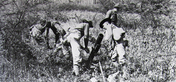 4.2-INCH CHEMICAL MORTAR CREW