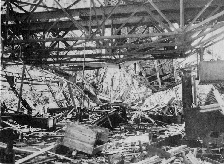 eksplosjonen over nagasaki