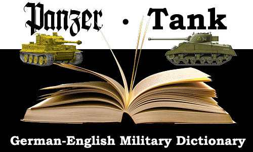 German-English Military Dictionary