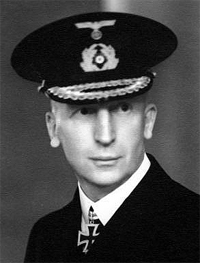 """Northern Waters"" Admiral Hubert Schmundt"