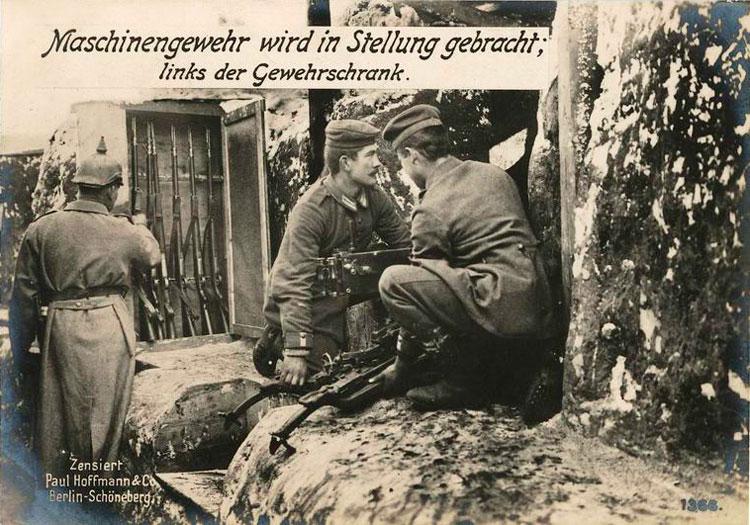 scènes de combat GermanWWIPhotos129