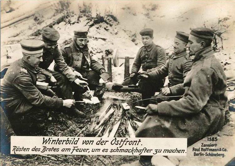 scènes de combat GermanWWIPhotos148