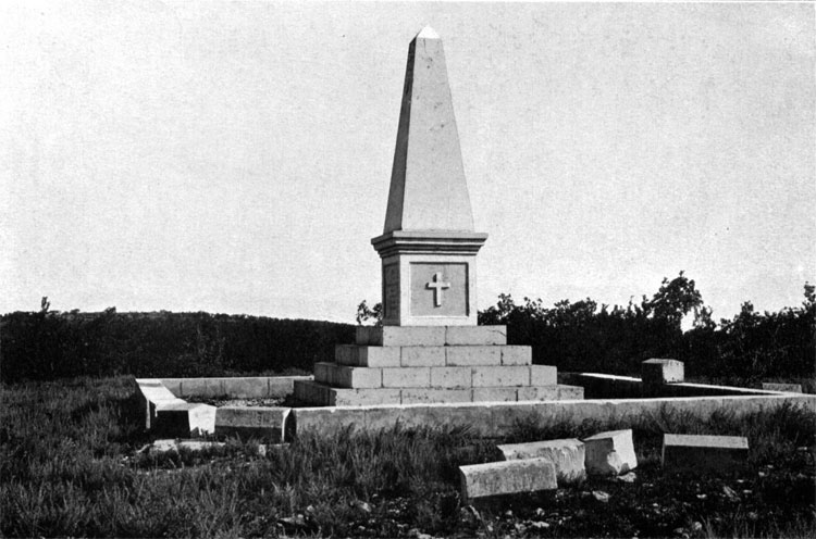 Inkerman monument