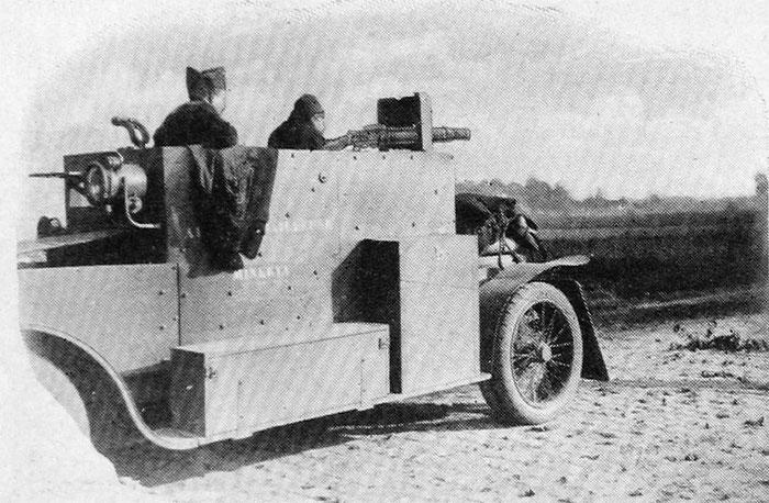 Lewis Automatic Machine Gun Model 1916