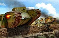 Tanks in the Great War 1914-1918 by J.F.G.Fuller