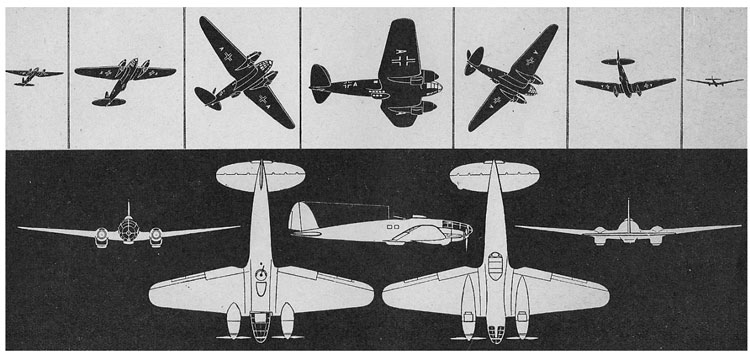 Friend Or Foe Aircraft Identification 1940