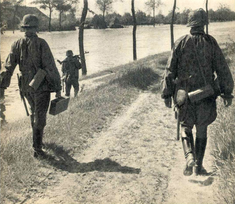 Holland    Waffen Ss March
