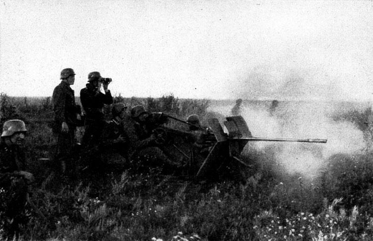 l'artillerie Bessarabia-Ukraine-Crimea-106