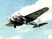 Ju-88 Flying Operations