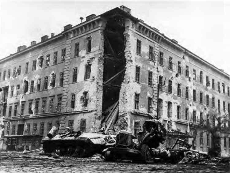Soviets put brutal end to Hungarian revolution