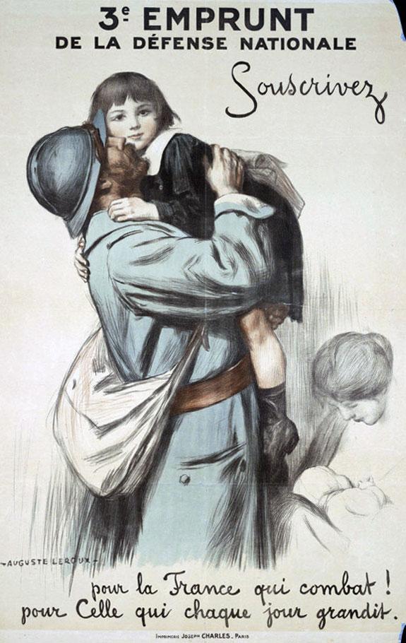 World War I Allied Propaganda Posters - 121.9KB