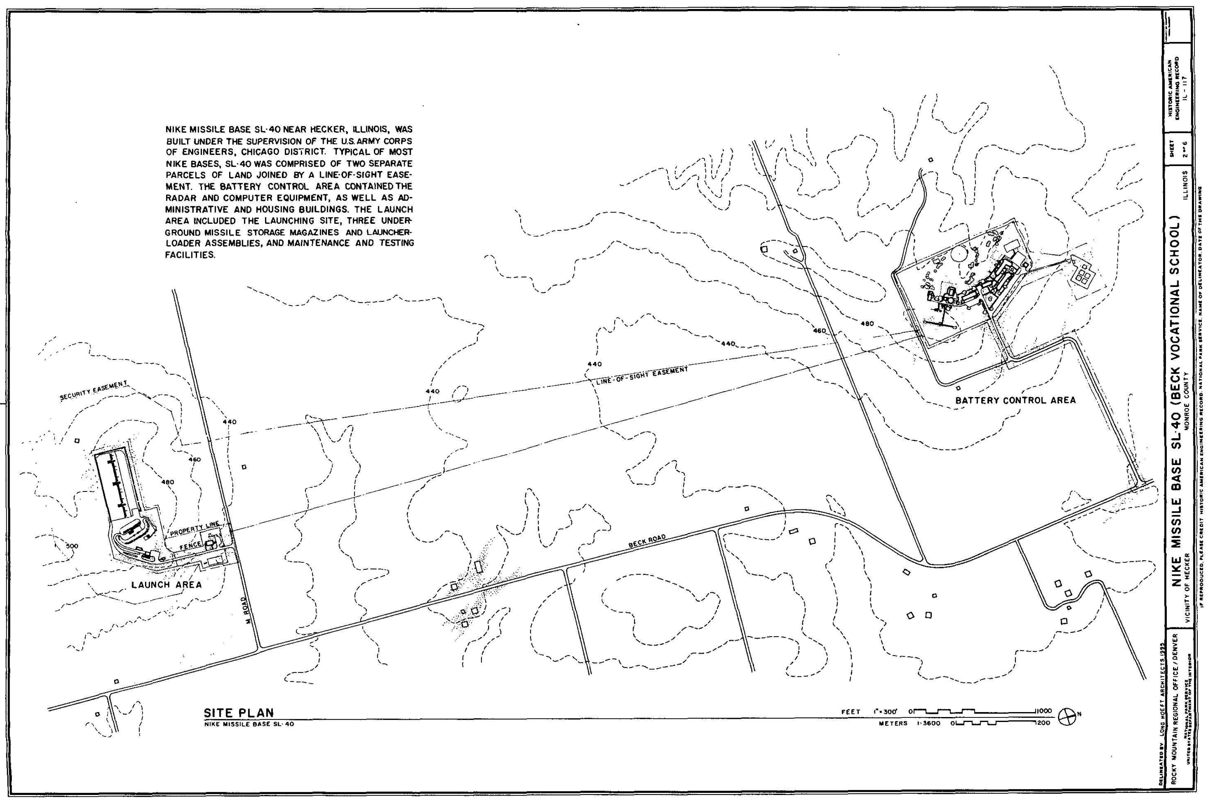 Last Line Of Defense Nike Missile Sites In Illinois Wiring Diagram Cold Room One Hercules Battalion Served The S Louis Air System 62nd Artillery 1st Automatic Weapons Activated June 1