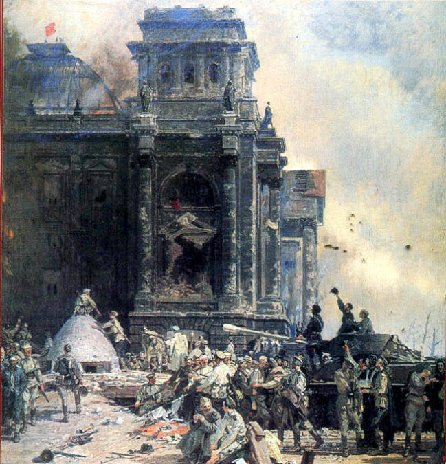 Famous Art Paintings On War