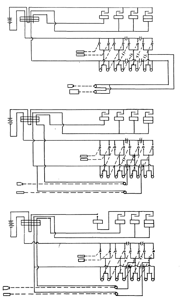 Square D Mechanically Held Lighting Contactor Wiring Diagram www