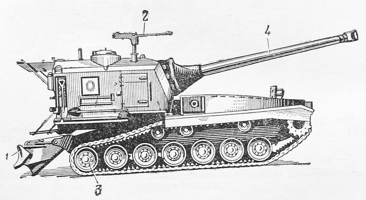 1950s Military Vehicles Pictorial Dictionary
